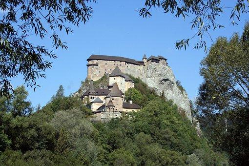 Orava Castle, Slovakia, Castle