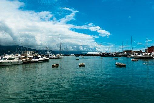 Santa Margarita, The Sun, Holidays, Clouds, Sky
