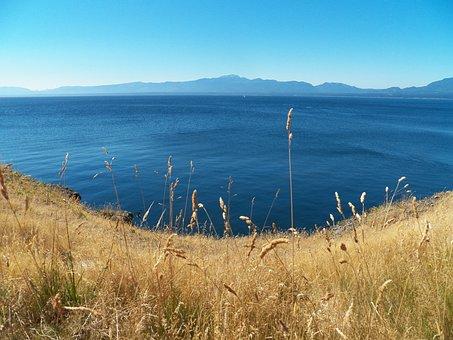 Hornby Island, Coast, Island, Summer, Scenic, Ocean