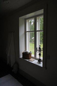 Window, Country Home, House, Home, Architecture