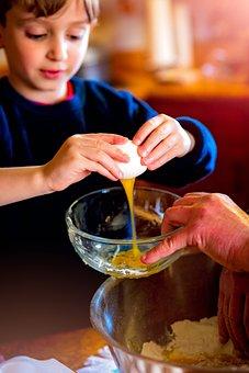 Baking, Children, Cooking, Education, Grandparents