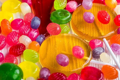 Caramel, Candy, Sweetmeats, Sweet, Food, Colorful