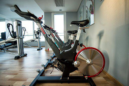M, Weights, Bicycle, Glue, Sports, Physical Fitness