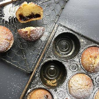 Mince Pie, Mince Pie Cake, Christmas, Baking, Festive