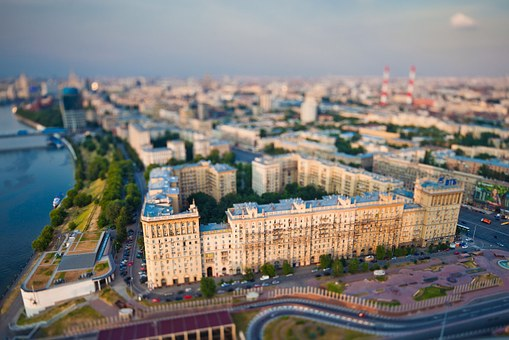 Moscow Top, Moscow, Architecture