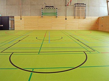 Sports Hall, Multi-purpose Hall, Gym, Sprung Floor