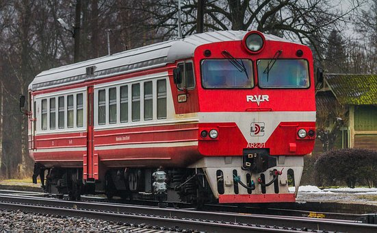 Railway, Railcar, Ar2, Photo, Photography, Transport