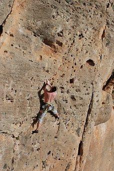 Climbing, Climbing Sports, Skalka, Sport, Safety