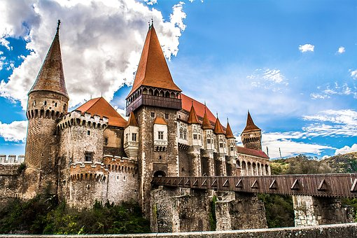 Castle, Hunyad Castle, The Castle Of Hunedoara