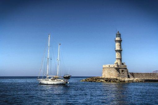 Boat, Yacht, Sea, Ship, Water, Travel, Sail, Sailboat