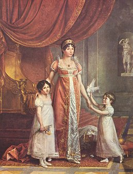 Julie Clary, Wicar, Queen Of Naples, Bonaparte, Zenaide