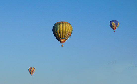 Balloon, Hot Air Balloon Ride, Hot Air Balloon