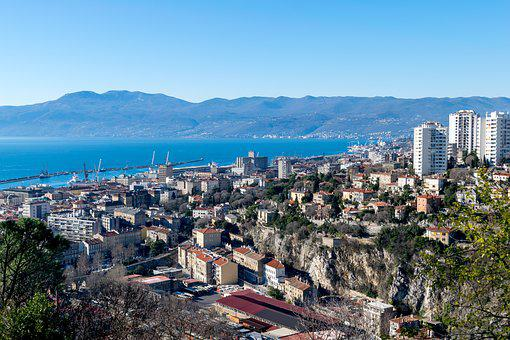 Croatia, Rijeka, Adriatic, Sea, Kvarner, Fiume