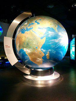 National Space Centre, Leicester, Globe