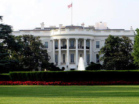 White House, Washington, President, Potus, Usa