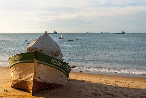 Praia Fortaleza, Ceará, Brazil