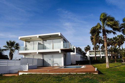 Detached Villa, Resort, Architecture, Exterior