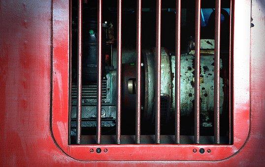 Drive, Diesel, Motor, Folding, Ventilation, Railcar
