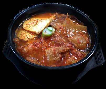 Food, Korean Food, Kimchi Stew, Kimchi, A Kimchi Stew