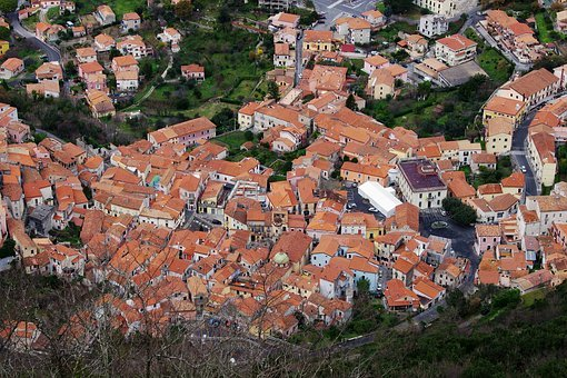 Maratea, Basilicata, Italy, Village, Historical Centre