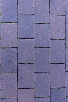 Paving Stones, Joints, Structure, Patch, Texture