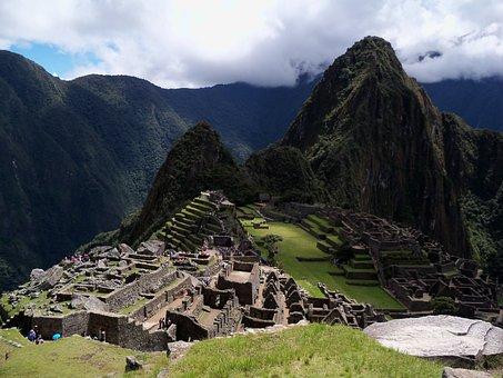Machupichu, Peru, Marvel