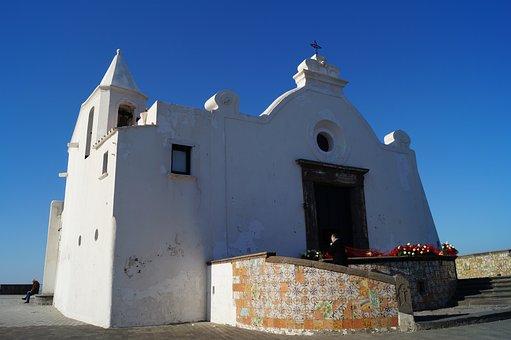 Italy, Ischia, Navigator Church