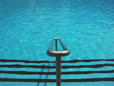 Swimming Pool, Pool, Water, Summer, Vacations