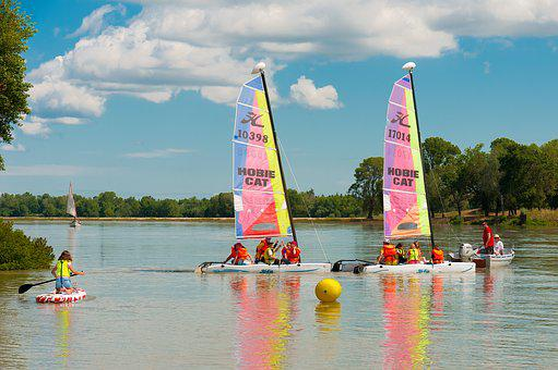 Sailing School, Sailboat, Boat, Initiation, Water