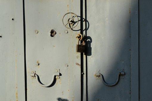 Door, Old, Kulp