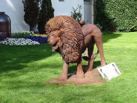 Lion, Leu, Aslan, Asia