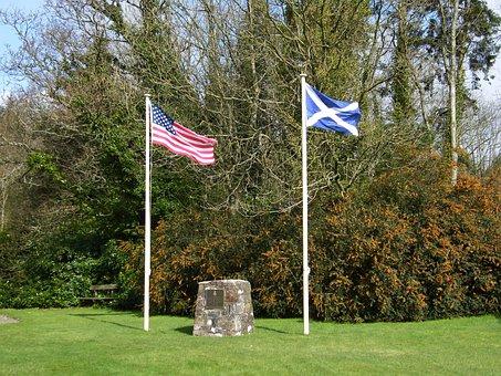 Scotland, John Paul Jones, Birthplace, Memorial
