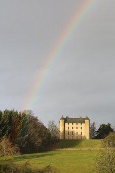 Methven Castle, Scotland, Castle
