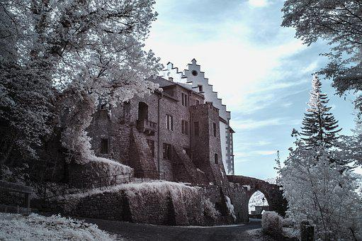 Miltenberg, Castle, Places Of Interest, Historically