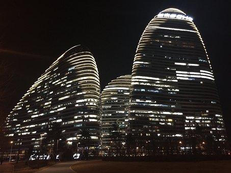 China, Beijing, Soho