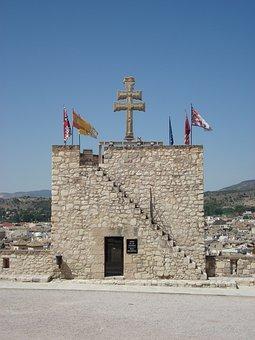 Cross, Caravaca De La Cruz, Spain