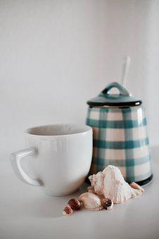 Coffee, Espresso Cups, Shells, Espresso, Pause
