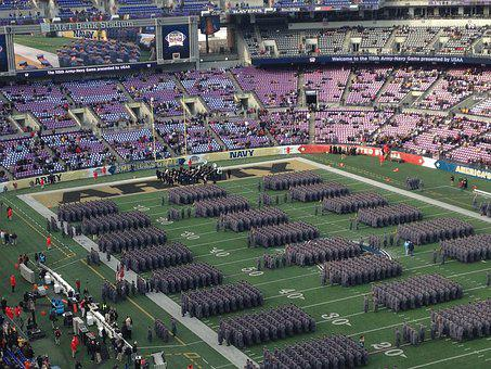 Cadets, Football, Uniform