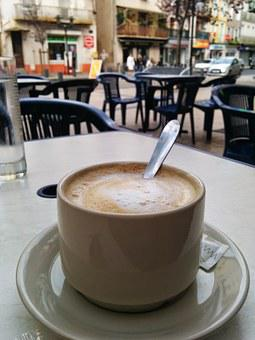 Coffee, Close, France, Unbranded