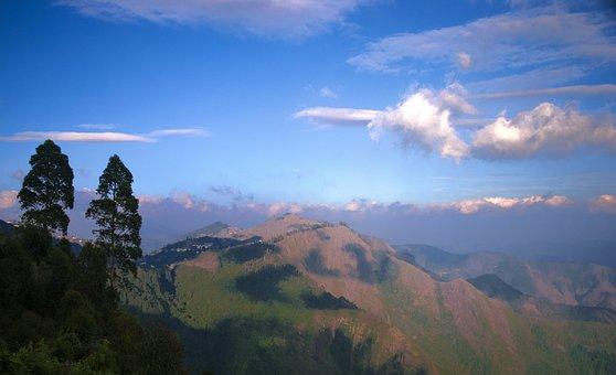 Mountain, Hills, Nature, Hills Station, Peak, Rock