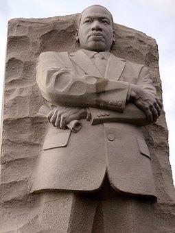 Martin Luther King, Washington, Monument, Mlk