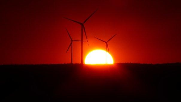 Wind Power, Windräder, Renewable Energy, Energy