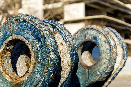 Iron, Rust, Plant, Metal, Works, Ruin, Rusty, Abandoned