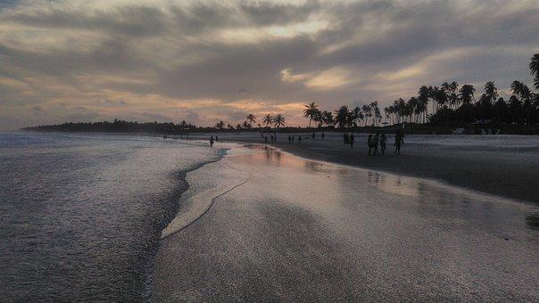 Praia Do Frances, Alagoas, Brazil