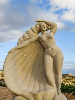 Aphrodite, Cyprus, Ayia Napa, Sculpture Park, Art