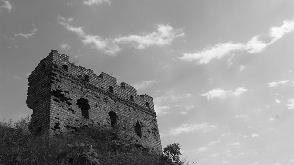 The Great Wall, Broken, Black And White, Subparagraph