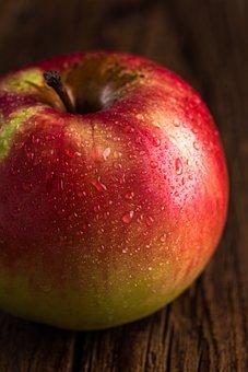 Apple, Fruit, Cd, Nutrition, Ripe, Summer, Garden