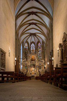 Dom, Erfurt, Church, Religion, Building