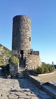 Castello, Doria, Vernazza
