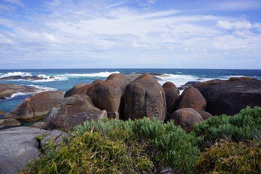 Elephant Rocks Rock Formation, Nature, Australia